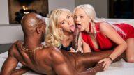 Blacked – Power Play – Elsa Jean, Ivy Wolfe, Anton Harden