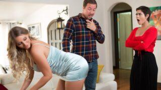 BrazzersExxtra – Handyman's Secret Joy – Kayley Gunner, Jessy Jones