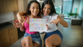 DadCrush – Father's Day Competition – Sarah Lace, Maya Farrell, Filthy Rich