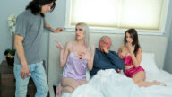 FamilySwapXXX – Taking Care Of Swap Dad On Fathers Day – S3:E4 – Charly Summer, Katie Monroe, Dick Chibbles, Connor Kennedy