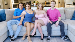 MomSwap – College Bound – Natasha Nice, Kiki Daire, Alex Jett, Tyler Nixon