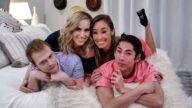 MomSwap – No Tramps Allowed – Lilly James, Christy Love, Alex Jett, David Lee