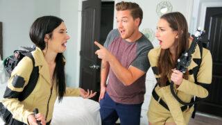 StepSiblingsCaught – Step Sister Gets Ghost Slimed – S17:E7 – Andi Rose, Jazmin Luv, Kyle Mason