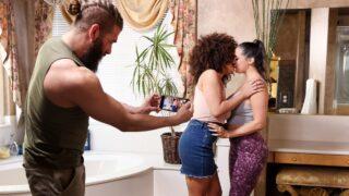 BrazzersExxtra – Jog By Threesome Pick Up – Sofi Ryan, Nina Diaz, Xander Corvus