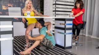 BrazzersExxtra – Ratings Up The Ass! – Karma Rx, Mick Blue