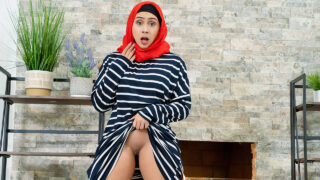 HijabHookup – Hijab Stepmom Learns How To Pleasure – Lilly Hall, Donnie Rock