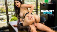 NaughtyOffice – Carolina Cortez, Lucas Frost
