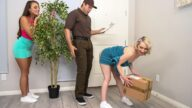 RKPrime – Pranks For A Big Ass Package – Gia Derza, Ava Sinclaire, Will Pounder