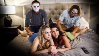 SisSwap – A Spooky Swap – Kylie Rocker, Lily Larimar, Tyler Nixon, A.J.
