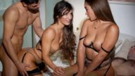 DorcelClub – Irresistible Foursome – Bella Tina, Ginebra Bellucci, Ricky Mancini, John