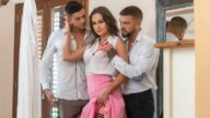 DorcelClub – She Likes Them To Be Two – Tina Kay, Juan Lucho, Tommy Cabrio