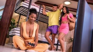 FakeHostel – Cum Play Games With Us – May Thai, Tina Fire, Don Diego