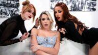 GirlsWay – A Devil On Both Shoulders – Kenna James, Lacy Lennon, Vanna Bardot