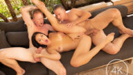 JulesJordan – Luscious Alina Lopez Craves Multiple Cocks – Alina Lopez, Jules Jordan, Mick Blue