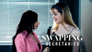 PureTaboo – Swapping Secretaries – Joanna Angel, Aliya Brynn