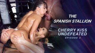 RoccoSiffredi – The Spanish Stallion: Cherry Kiss Undefeated – Episode 2 – Alyssa Reece, Cherry Kiss, Maximo Garcia