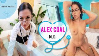 VRHush – Alex Coal, M.D. – Alex Coal, Mike Mancini