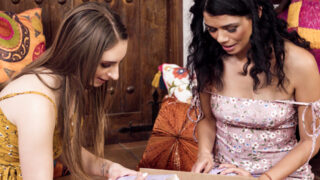 WebYoung – What's In Her Box? – Harley Haze, Penelope Kay
