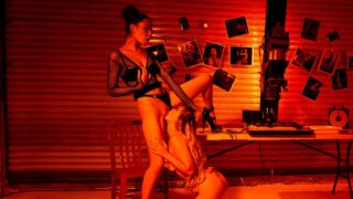 WhenGirlsPlay – TOTM – In The Darkroom – Sabina Rouge, Lilly Bell