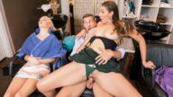 BrazzersExxtra – Sexy Sneaky Stylist – Bella Rolland, Braylin Bailey, Ryan Mclane