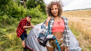 FakeHostel – Tent Poles and Camping Creampies – Romy Indy, Don Diego