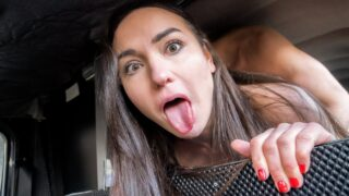 FakeTaxi – First Time With a Pregnant Woman – Nataly Gold
