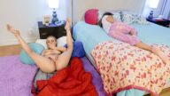 HotAndMean – Just Like In College – Isis Love, Anna Claire Clouds