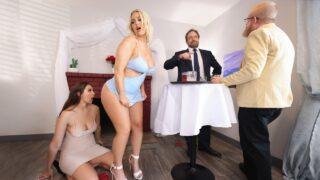 HotAndMean – Oyster Party Fuckfest: Part 1 – Bella Rolland, Jenna Starr
