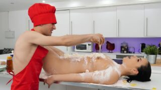 IKnowThatGirl – Cocking With Chef Jordi! – Sofia Lee, Jordi El Nino Polla