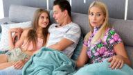 MomsTeachSex – Sharing My New Boyfriend With My Stepmom – S16:E6 – Bonnie Dolce, Sharon White, Nikki Nutz