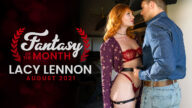 NubileFilms – August 2021 Fantasy Of The Month – S2:E6 – Lacy Lennon, Codey Steele