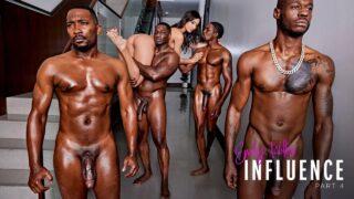 Blacked – Influence 2 Part 4 – Emily Willis, Isiah Maxwell, Rob Piper, Anton Harden, Tee Reel