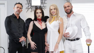 DaughterSwap – A Hellish Daughter Swap – Madison Summer, Gracie Gates, Danny Steele, Filthy Rich