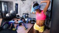 FitnessRooms – Wild Threesome Makes Teen Squirt – Capri Lmonde