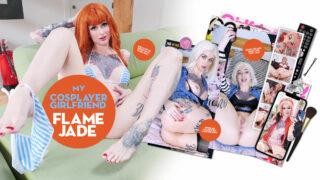 LifeSelector – My Cosplayer Girlfriend, Flame Jade – Flame Jade