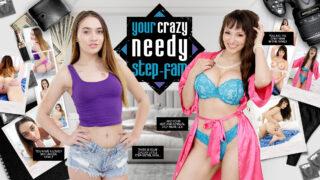 LifeSelector – Your Crazy Needy Step-Fam – Lexi Luna, Sera Ryder