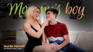 MommysBoy – Just Be Yourself –  Kit Mercer, Tyler Cruise
