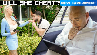 MylfLabs – Concept: Will She Cheat? – Blondie Bombshell, Peter Green