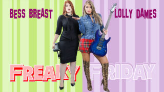 Mylfwood – An Even Freakier Friday – Lolly Dames, Bess Breast, Berry McKockiner
