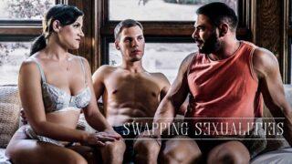 PureTaboo – Swapping Sexualities – Penny Barber, Draven Navarro, Tony Sting
