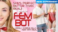 TeamSkeetLabs – Concept: Freaky Fembots – Charma Kelly, Brock Cooper