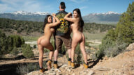TeamSkeetXToughLoveX – Fuckin' In the Great Outdoors – Luna Star, Natalie Brooks, Charles Dera